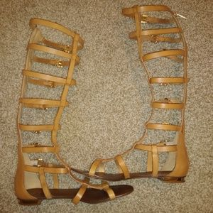 Schutz Gladiator Sandals